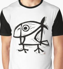 Birdy Num Num Graphic T-Shirt