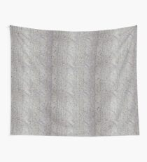 Cream Cable Knit Wall Tapestry