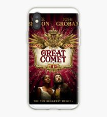 Natasha, Pierre and the Great Comet of 1812 iPhone Case