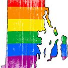 Rhode Island Pride by queeradise