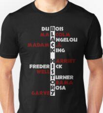 BLACK HISTORY  Unisex T-Shirt