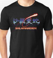 Salamander / Lifeforce - Japanese NES Title Screen T-Shirt
