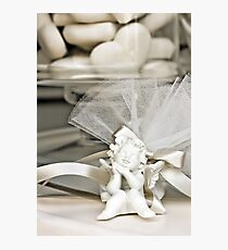 Celebration Angel Photographic Print