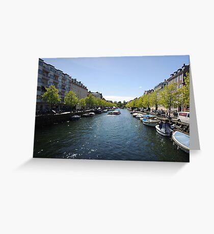 Drifting Away (Copenhagen 2014)  Greeting Card