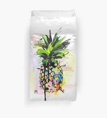 Pineapple Art Duvet Cover