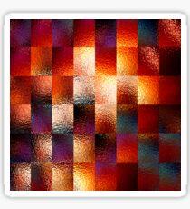 Sunset Reflection Sticker