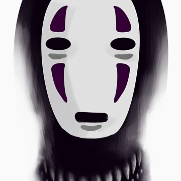 No face - What lies beneath the mask by jakewashere