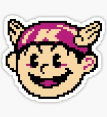 Wai Wai World - NES Sprite Sticker