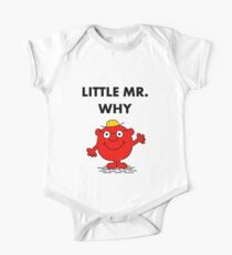 Mr Why Kids Clothes