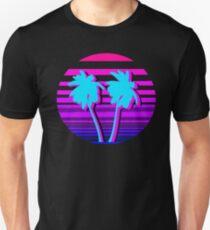 Aesthetic Palm trees Unisex T-Shirt