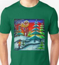 The Snowball Fight T-Shirt