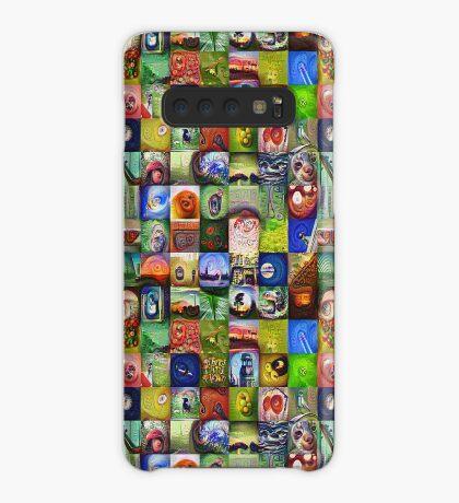 BlackHalt`s Instagram Photos #DeepDreamed Case/Skin for Samsung Galaxy