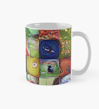 BlackHalt`s Instagram Photos #DeepDreamed Mug
