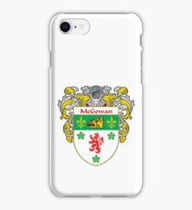 McGowan Coat of Arms/Family Crest iPhone Case/Skin