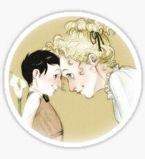 Lilies Sticker