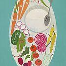 Winter Salad by Sarah Jarrett