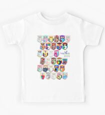 Sage Vista School Owls 2013-14 Kids Tee
