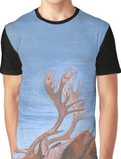 rangifer tarandus Graphic T-Shirt
