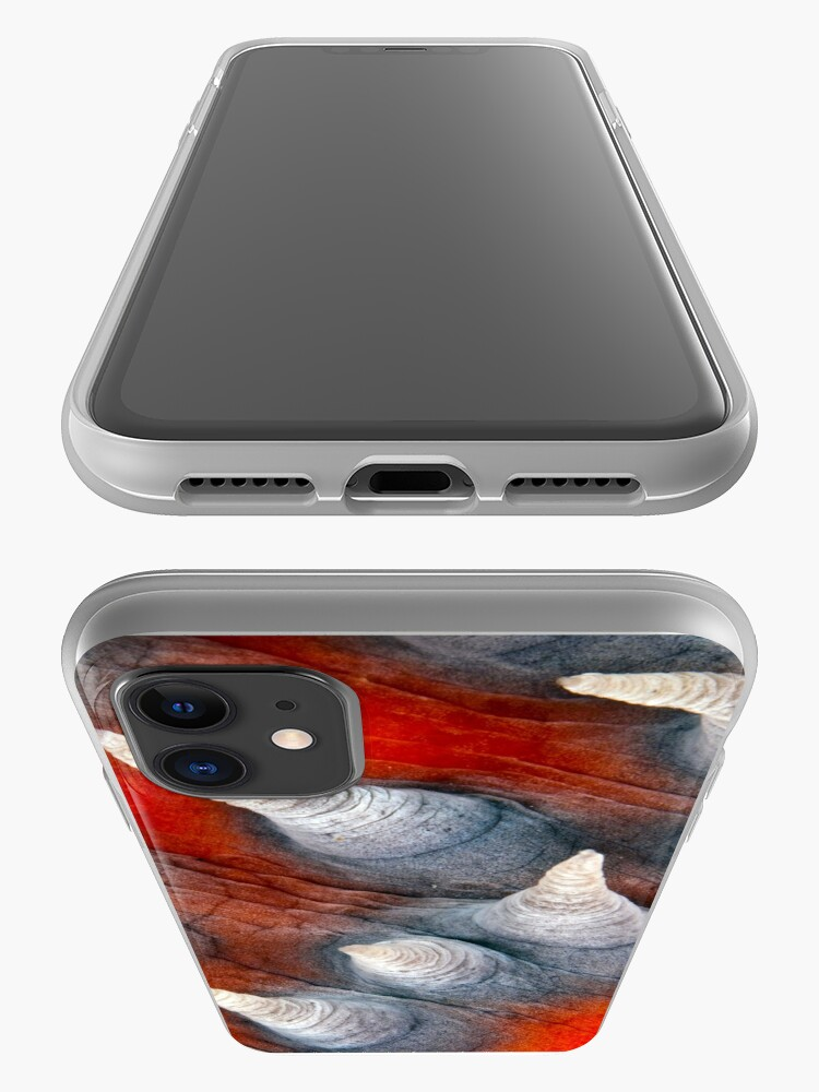 Alternate view of Teat? Fish? iPhone Case & Cover