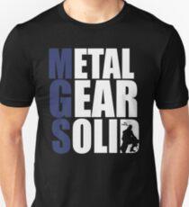 Metal Shirt Solid T-Shirt