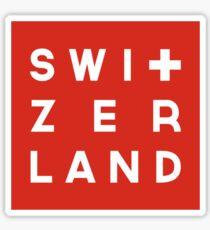 World Cup: Switzerland Sticker