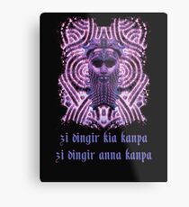 king of the lost empire  Metal Print