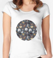 Canine Collective Women's Fitted Scoop T-Shirt