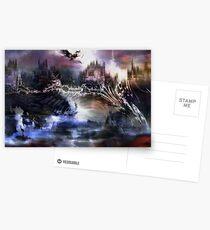 Dragon's Dawn Postcards