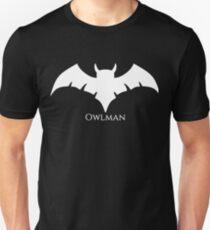 Owlman White - 2 T-Shirt