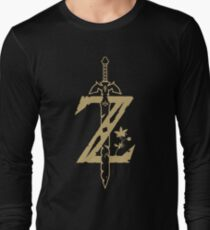 The Legend of Zelda: Breath of the Wild Long Sleeve T-Shirt