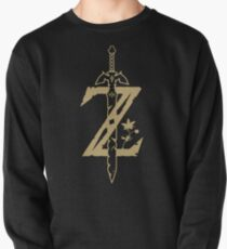 The Legend of Zelda: Breath of the Wild Pullover