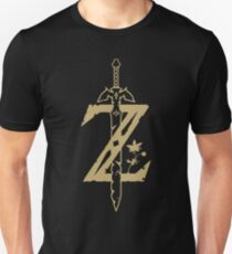 The Legend of Zelda: Breath of the Wild T-Shirt