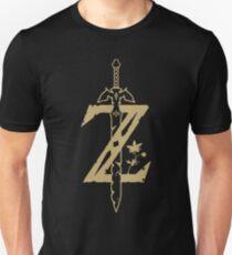 Die Legende von Zelda: Atem der Wildnis Slim Fit T-Shirt