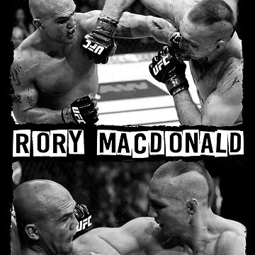 Robbie Lawler Vs Rory Macdonald by Wrong-Unz