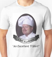 Chef Excellence Unisex T-Shirt
