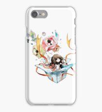 Deemo Girl iPhone Case/Skin