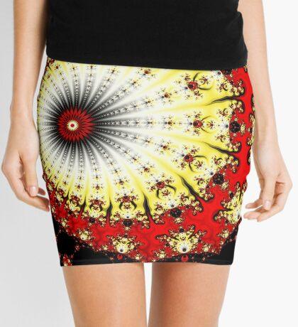 Carmine Mini Skirt
