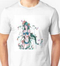 Mother Nature Forest Goddess Unisex T-Shirt
