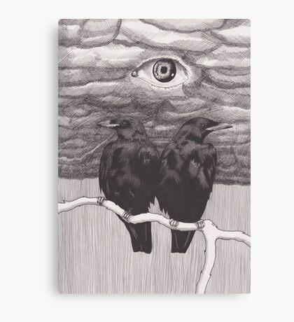 Wisdom Seeker Canvas Print