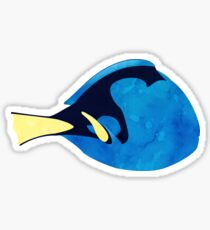 Dory Pattern Sticker