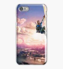 Zelda Breath of the Wild key Artwork (Works on every Item!) iPhone Case/Skin