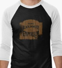 Victor's Black Powder Emporium Men's Baseball ¾ T-Shirt