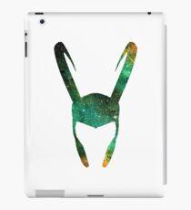 Trickster Space iPad Case/Skin
