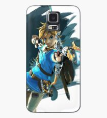 Funda/vinilo para Samsung Galaxy Zelda Breath of the Wild Enlace de Archer