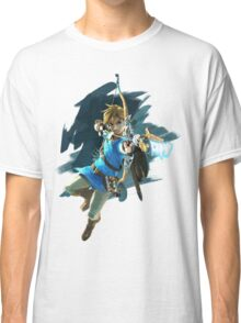 Zelda Breath of the Wild Archer Link Classic T-Shirt