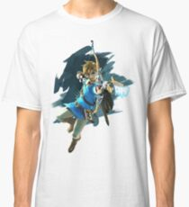 Zelda Breath of the Wild Archer Link Classic T-Shirt