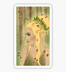 Of The Forest Sticker