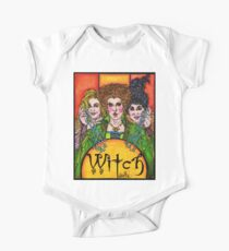 Witch Sisters One Piece - Short Sleeve