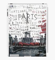 Vinilo o funda para iPad París