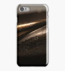 Gold and Silver together iPhone Case/Skin